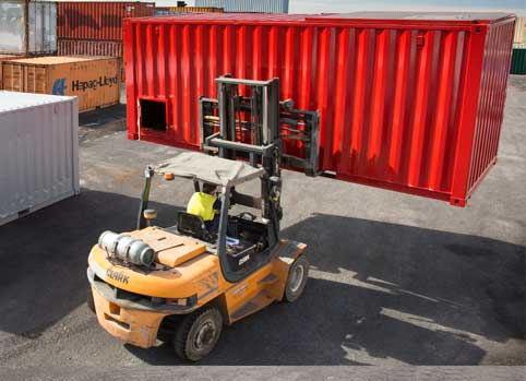 Shipping Containers Nationwide Delivery Brisbane