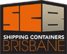Shipping Containers Brisbane Pty Ltd Logo