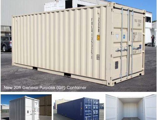 Affordable shipping container hire prices