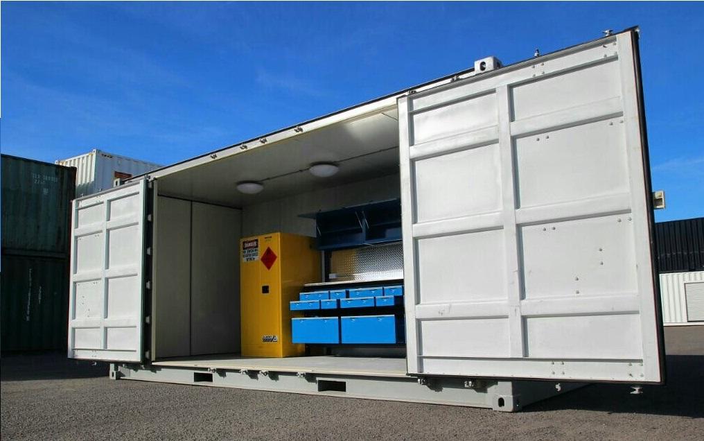 Brisbane container rentals