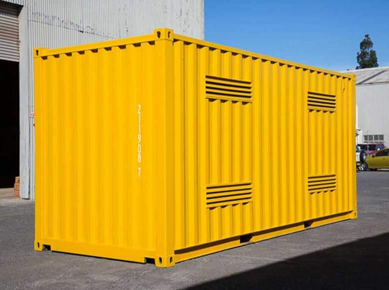 want to buy shipping container
