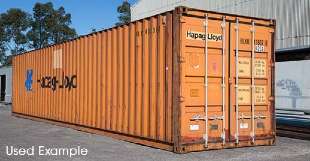 shipping containers for sale northern nsw