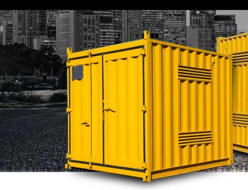 10 foot shipping containers