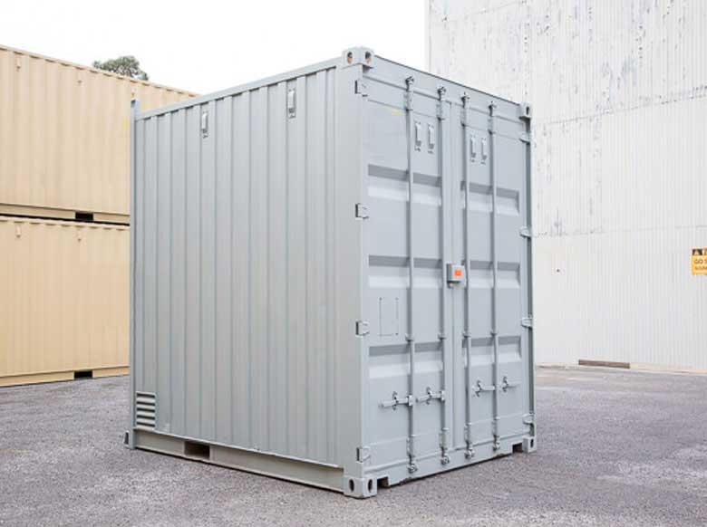 20 Ft 40 Ft High Cube Shipping Containers In Brisbane