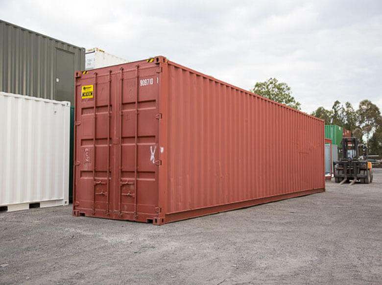 shipping container hire Ipswich
