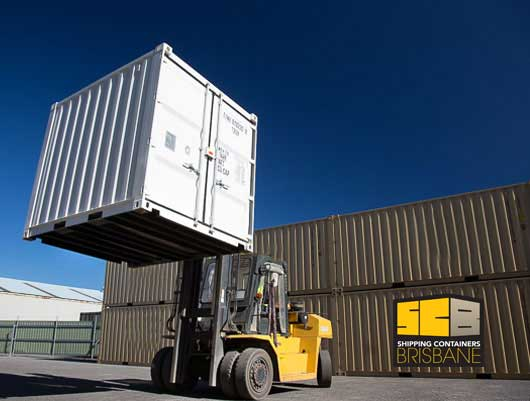 shipping container hire brisbane