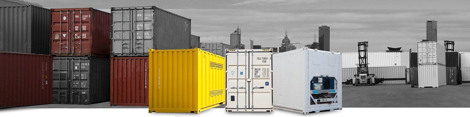 container hire Brisbane