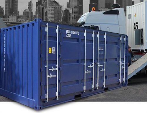 Local shipping containers for sale in Brisbane
